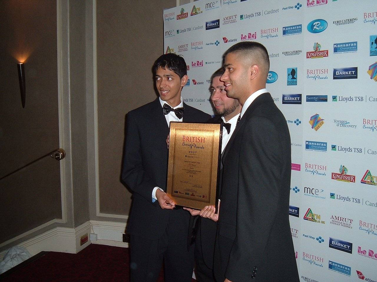 2007 Curry Awards