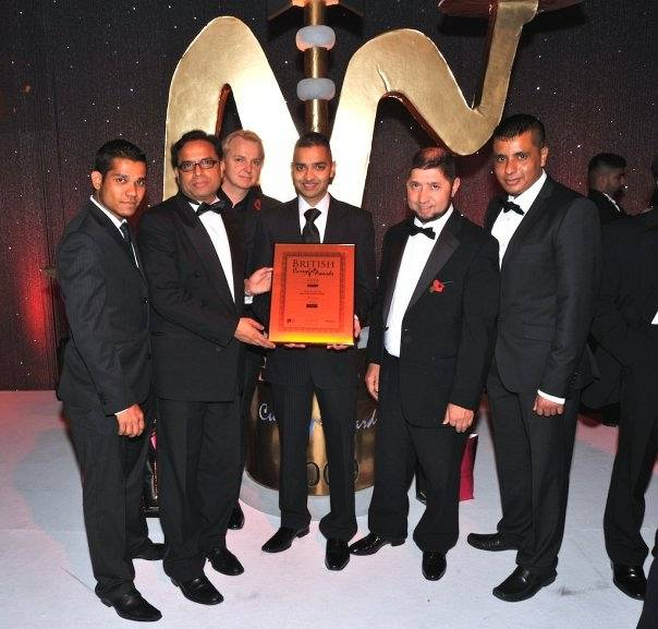 2009 Curry Awards