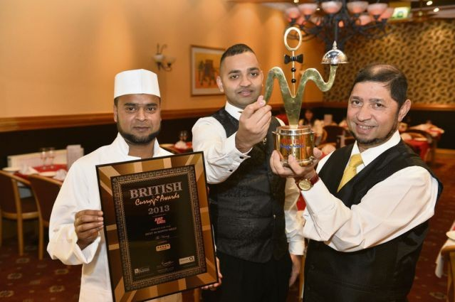 Carlisle's Viceroy in top two for curry houses in north west